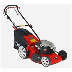 Petrol 4 in 1 Rotary Self Propelled Lawnmower - 51cm - Cobra M51SPB - Free Oil and Free Next Day Delivery*