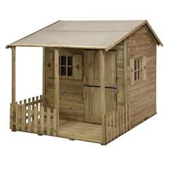 7 x 5 Parsley Cottage Playhouse