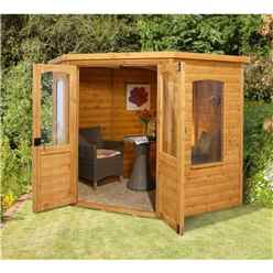 7 x 7 Cranbourne Corner Summerhouse