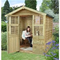 6 x 6 Stroud Summerhouse