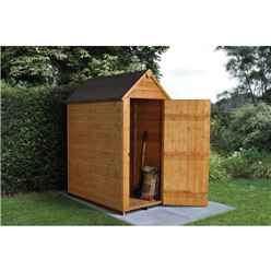 3 x 5 Overlap Apex Garden Shed