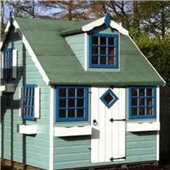 6 x 8 Cottage Playhouse