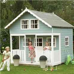 8 x 9 Lodge Playhouse
