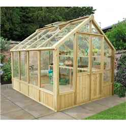 10 x 8 Greenhouse - INSTALLED