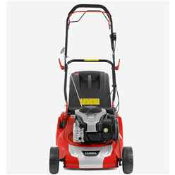 Petrol Powered Ready Start Rear Roller Lawnmower - 40cm - Cobra RM46SPBR - Free Oil and Free Next Day Delivery*