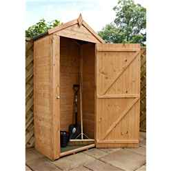 INSTALLED 3' 2 inches x 2 Wooden Sentry Garden Box - INCLUDES INSTALLATION
