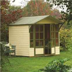Deluxe 7 x 7 Summerhouse