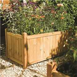 Deluxe Rectangular Planter