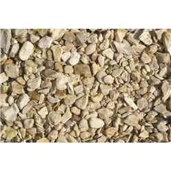 Bulk Bag 850kg York Cream Gravel