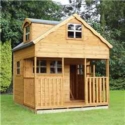 Playhouse Double Storey 7ft x 7ft