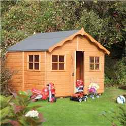 Deluxe Playaway Lodge Playhouse 8 x 7 (2.47m x 2.08m)