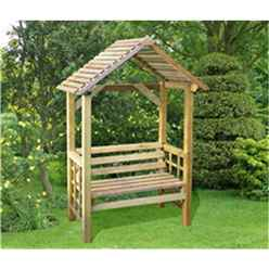 **PRE-ORDER: DUE BACK IN STOCK 26TH JUNE** Deluxe Athena Arbour